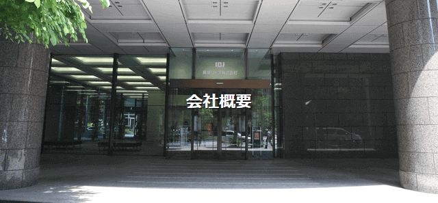 興銀リース(8425)-会社概要